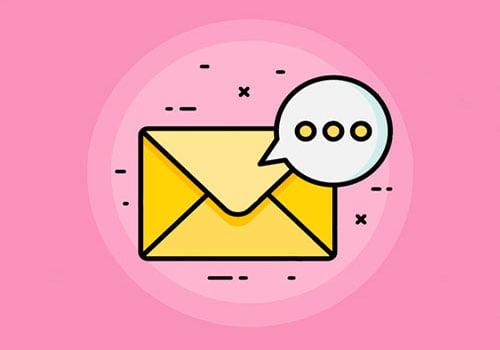 developpeur web freelance mail